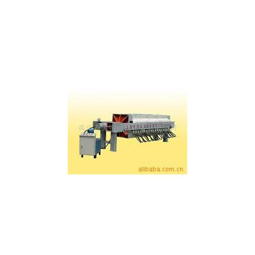 隔膜压榨压滤机