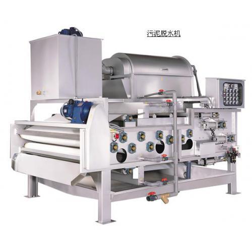 上海大张过滤设备有限公司专业生产全不锈钢带式浓缩一体机
