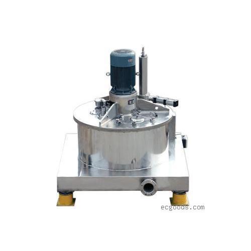 平板上悬式刮刀卸料自动离心机(PAUT)
