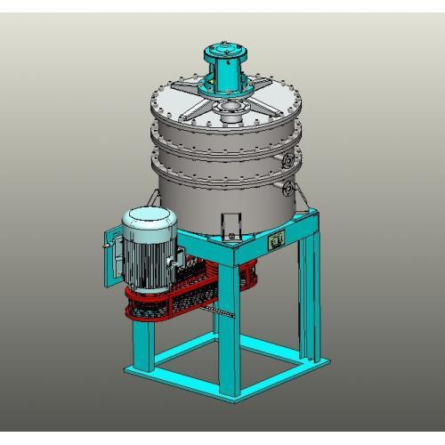 高效酒精回收塔-超重力床