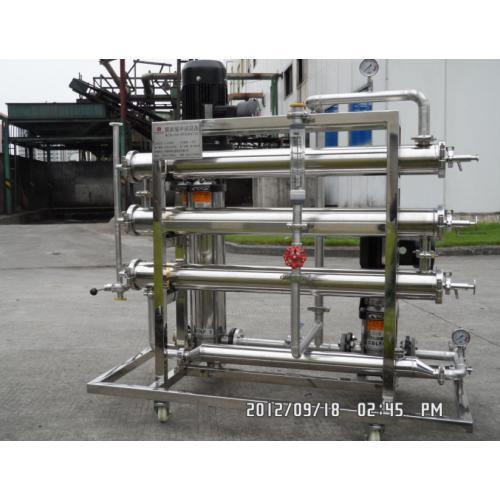 中药注射剂澄清除杂超滤膜过滤设备