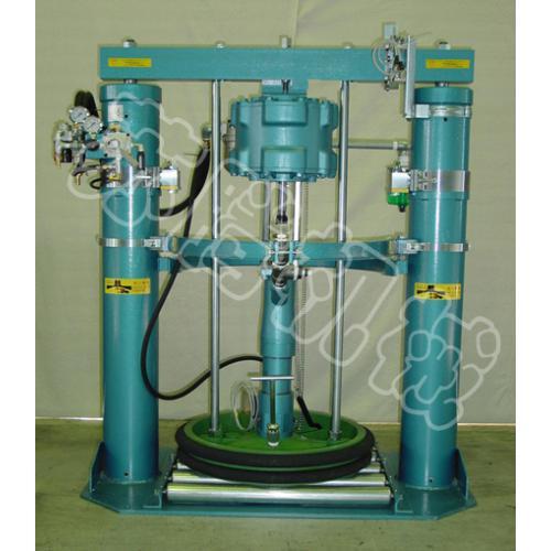 液压压料机挤出机