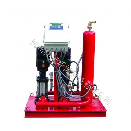 常压定压补水排气机组