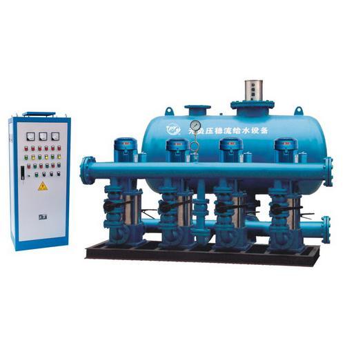 无负压稳流给水设备