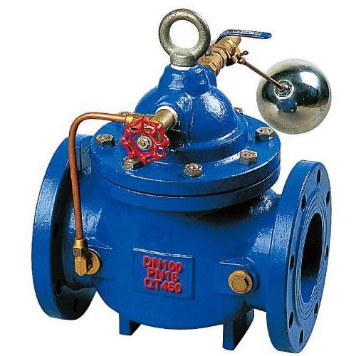 标光水力控制阀 - 福建标光阀门科技有限公司图片