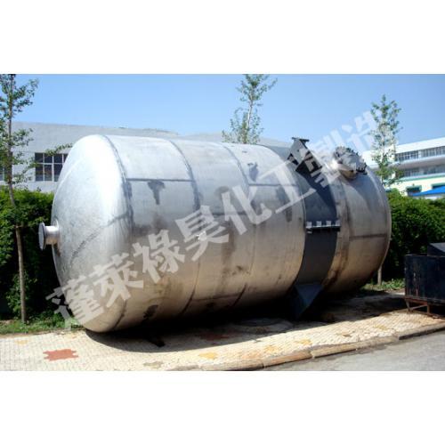 钛制立式储罐