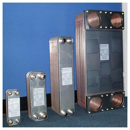 过水热 钎焊式换热器