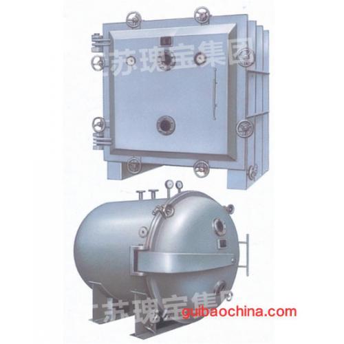 YZG系列圆筒形、FZG-15型方形真空干燥机