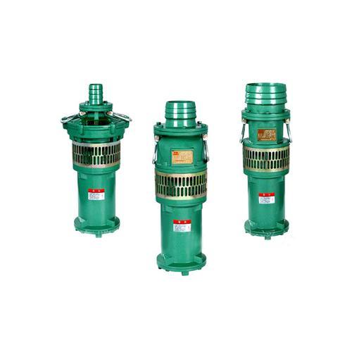 QS型充水湿式潜水电泵
