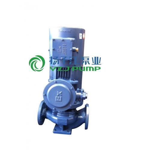供應管道泵廠家:ISG型防爆立式管道泵|立式單級離心泵|立式單級變頻管道離心