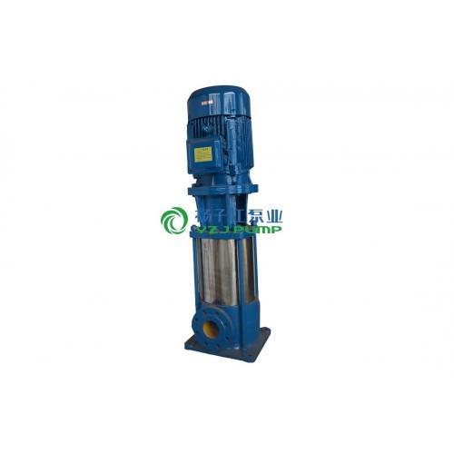 供應管道泵廠家:GDL型立式多級管道泵