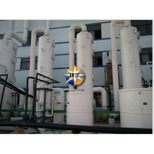 SY-Ⅱ型系列聚丙烯多功能废气净化塔