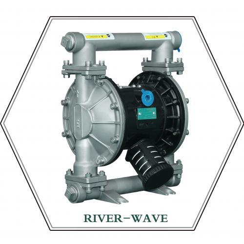RV25铝合金|隔膜泵