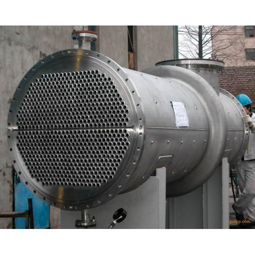 大量供應不銹鋼列管冷凝器