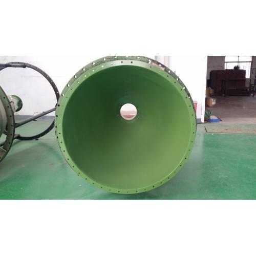 专业供应生产钢衬F4、P0、PE直管塔节弯头三四通