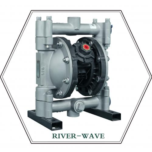 RV15铝合金 隔膜泵