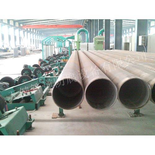 管道内喷环氧粉末防腐生产线