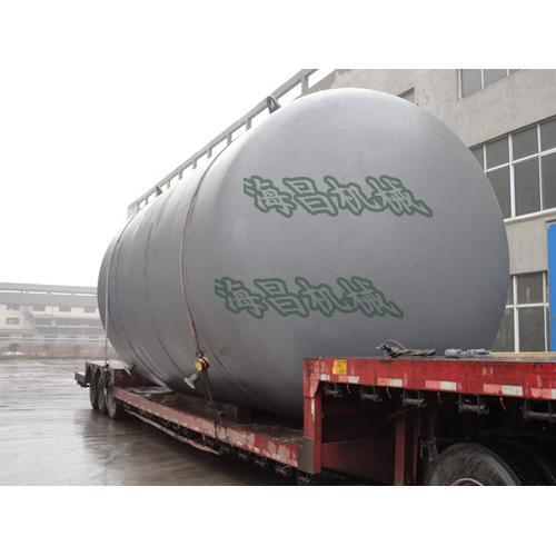 四氟储罐 钢衬塑储罐 钢衬反应罐 钢衬塑搅拌罐