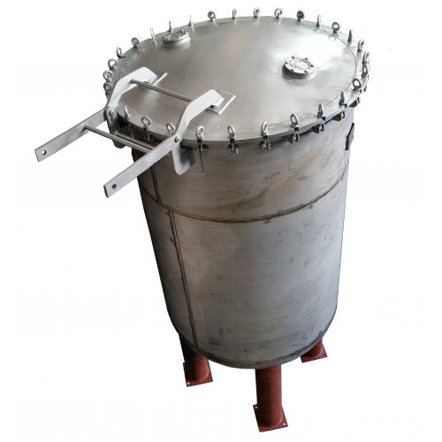 厂家直销非标定制 不锈钢快开贮罐 计量罐 储罐