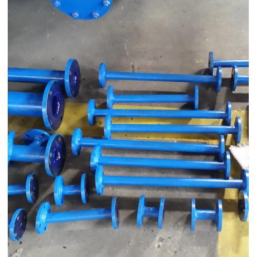 搪瓷管道,各种优质规格搪玻璃管道,非标定制