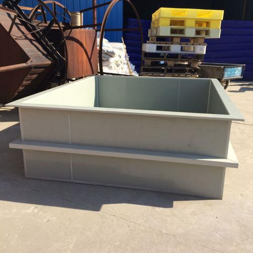 PP电解槽酸洗槽塑料防腐槽