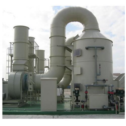 填料吸收塔 高效填料吸收塔 江苏填料吸收塔