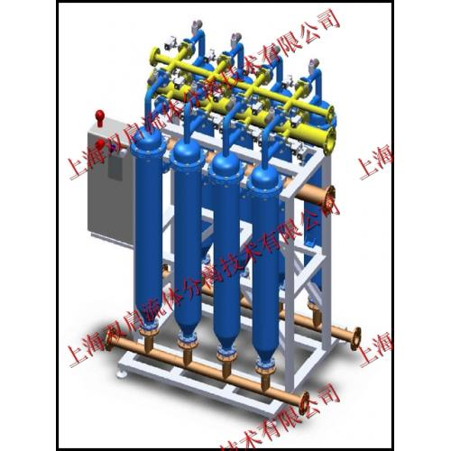 高精度多管式反冲过滤器
