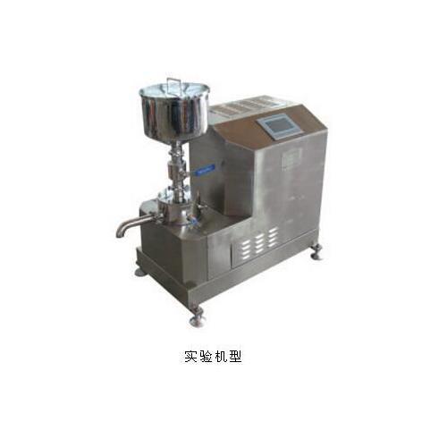 锂电池电极浆料专用超细分散机
