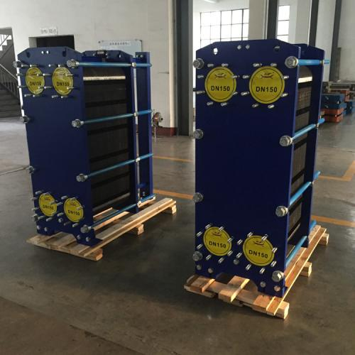 板式換熱器不銹鋼船用冷卻器換熱高效質量保障
