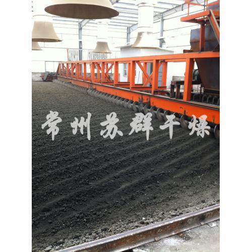 节能型阳光房污泥烘干系统
