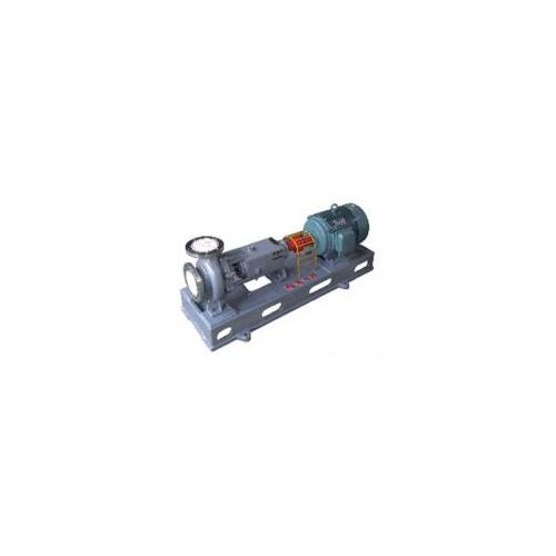 HT系列不锈钢化工通道泵 耐酸碱卧式防爆泵 单级单吸悬臂式