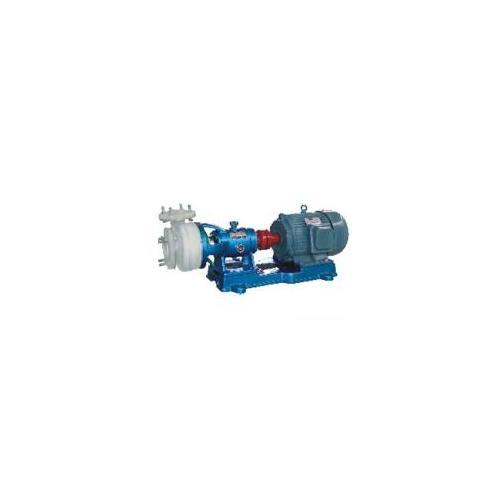 FSB型氟塑料合金离心泵 单级单吸悬臂式耐腐蚀离心泵
