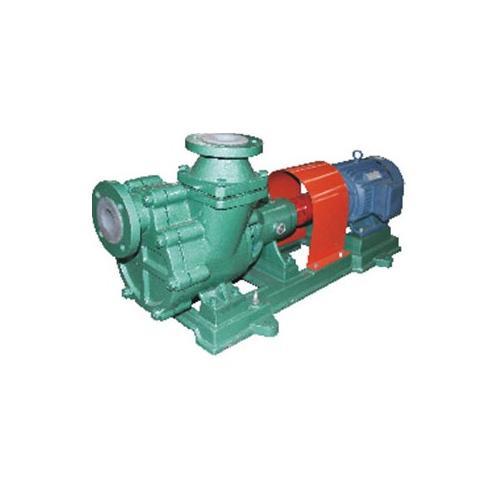FZB系列氟塑料合金自吸式离心泵 波纹管机械密封自吸泵