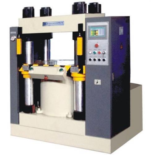 四柱液压机 伺服四柱液压机 下缸四柱油压机