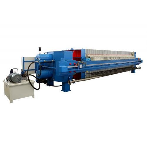 程控超高压隔膜压滤机