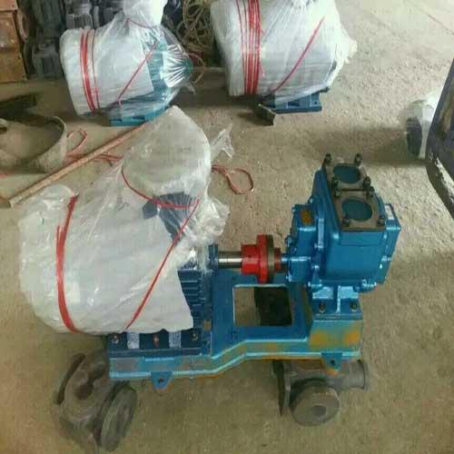 YHCB车载圆弧齿轮泵,车载油泵