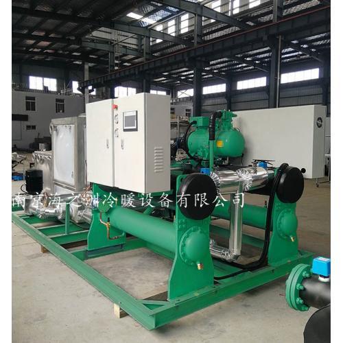 厂家直销水(地)源热泵机组