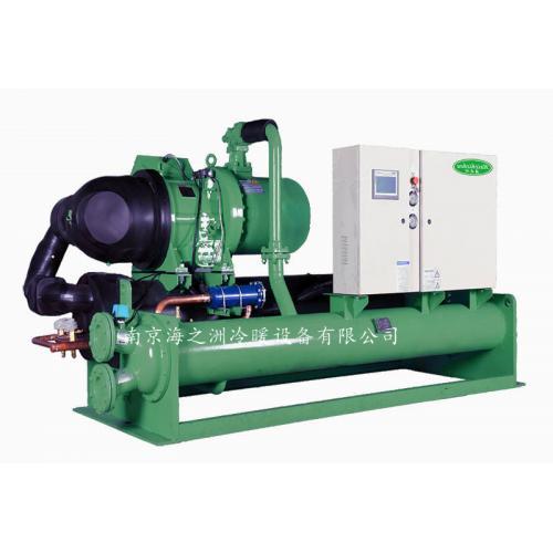 真空低温液体连续干燥机冷水机