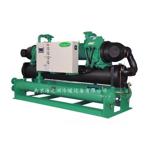 专业供应螺杆式水源热泵机组