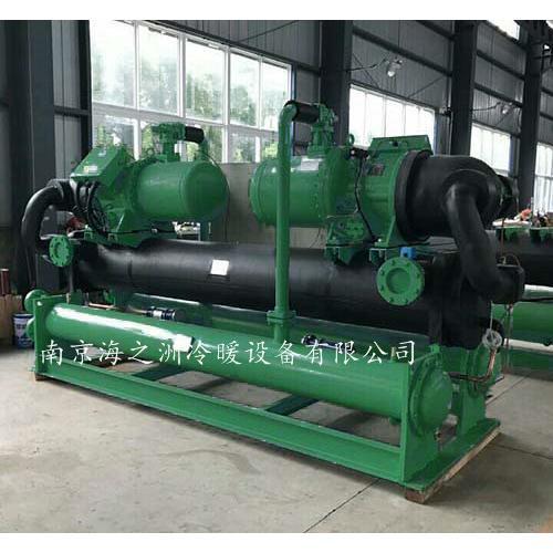 水冷螺杆工业冷冻机组(-15℃)