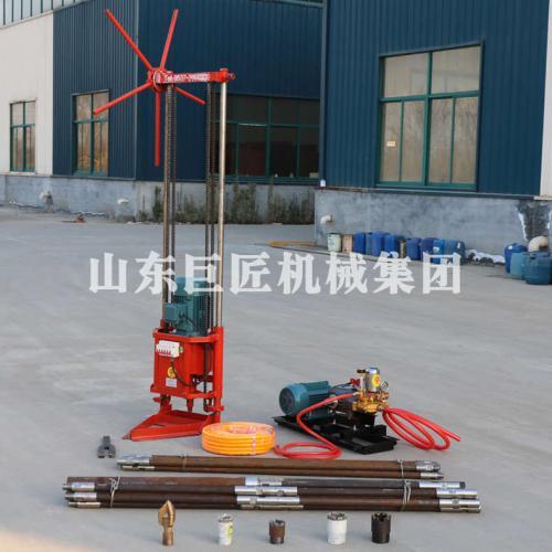 30米取样钻机混凝土取芯钻机全自动多功能工程勘探打孔设备
