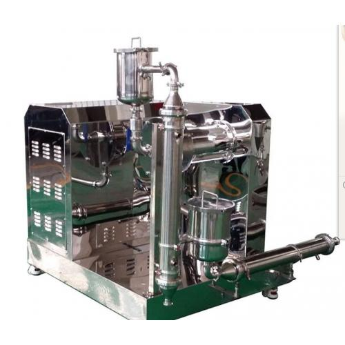 新款锂电池炭黑材料高速分散机 均质搅拌机 定制设计
