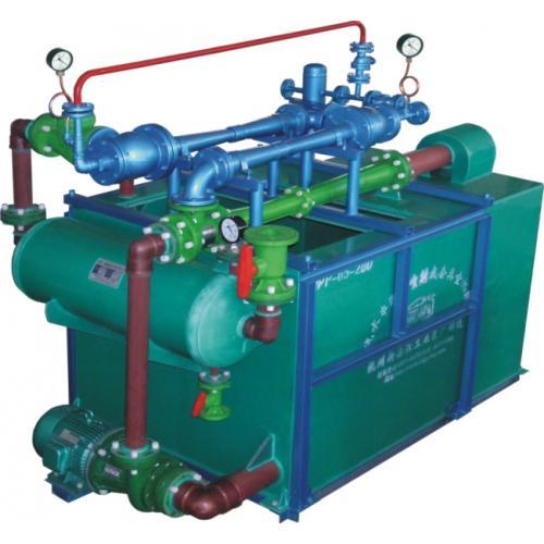 RPP汽水串联水喷射成套真空机组 耐腐化工RPP水喷射真空泵