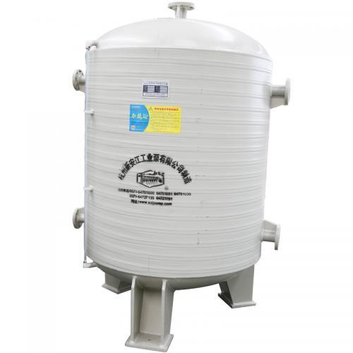 PPZJL(G)系列聚丙烯真空计量罐 立式化工储罐抽滤槽