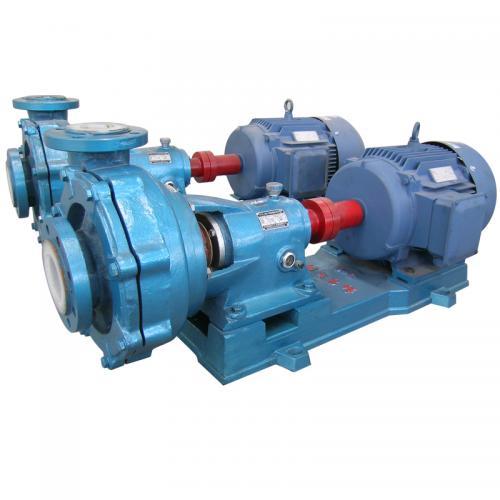 新安江UHB-ZK耐腐耐磨料浆泵 卧式渣浆泵 工业污泥砂浆泵