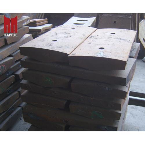 球磨机高锰钢衬板