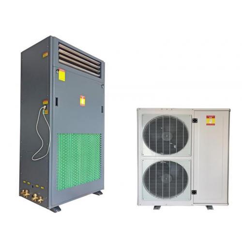 恒温恒湿除湿空调的工作原理松越环境