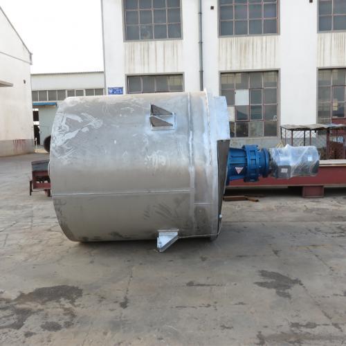 萊州市騰源化工機械廠提供真石漆攪拌罐、5噸真石漆設備