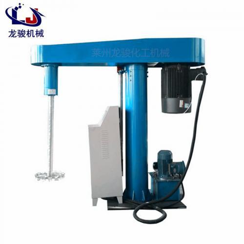 高速分散机 液压升降分散机 美缝剂真空搅拌机 强力分散机