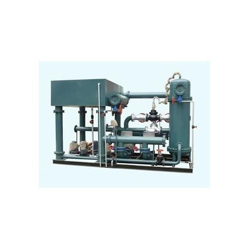 汽水高效換熱機組